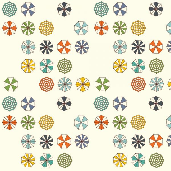 Birch Organic Cotton - Summer '62 - Shade