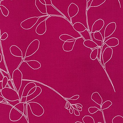 Spring Shimmer - Fuchsia