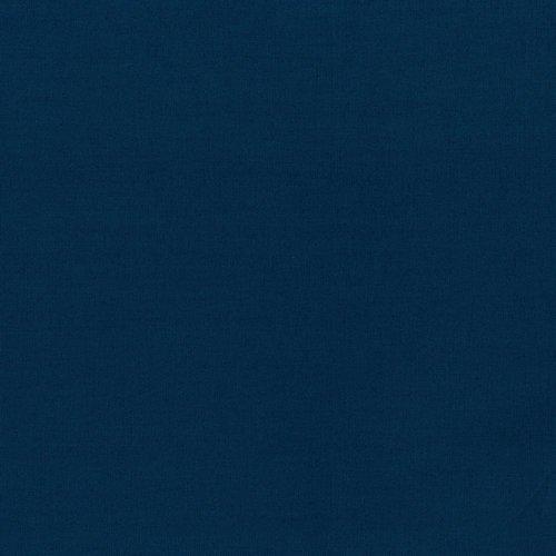 Cotton Supreme Solids  Atlantic Blue