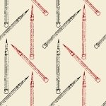 American Swatch Book - Pencils