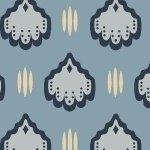Bathwick by Karen Styles BLUE