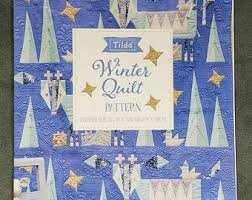 Tilda Winter Quilt Pattern