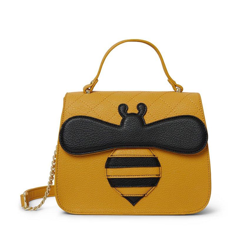 Babette Bee Top Handle
