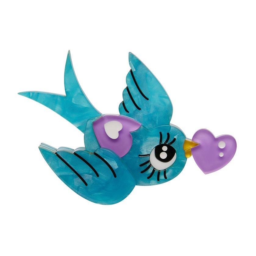 Piper the Love Bird