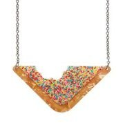 Fairy Bread Necklace
