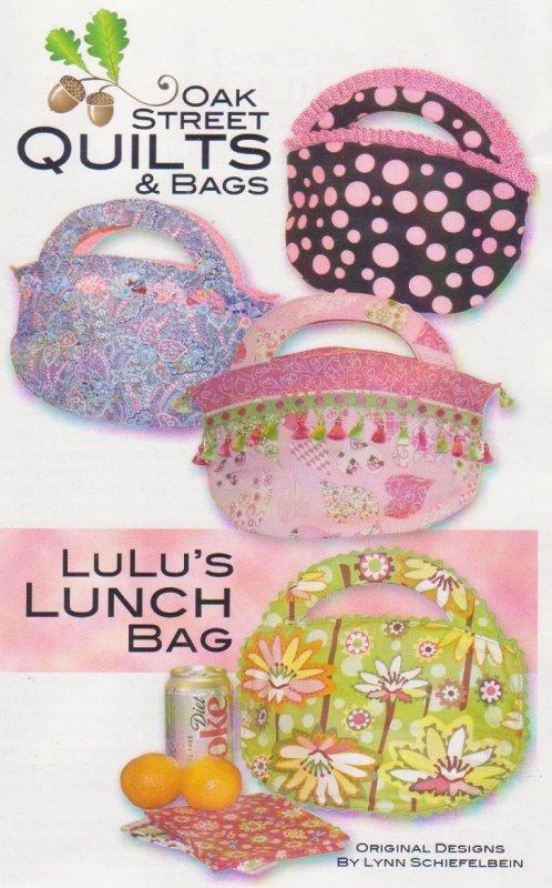 LULU'S LUNCH BAG