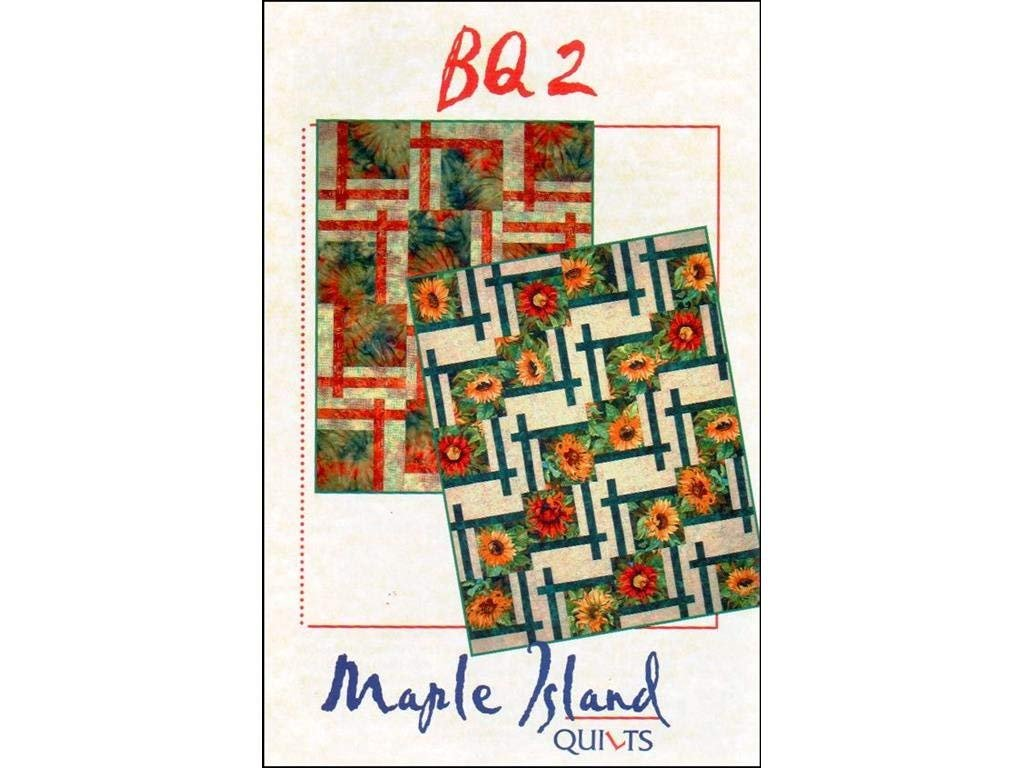 BQ 2 by Maple Island Quilts - 855419000369