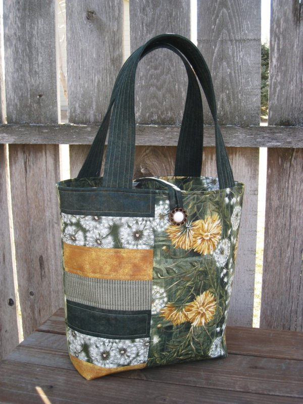 The Beginning tote