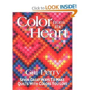 Color From the Heart by Gai Perry