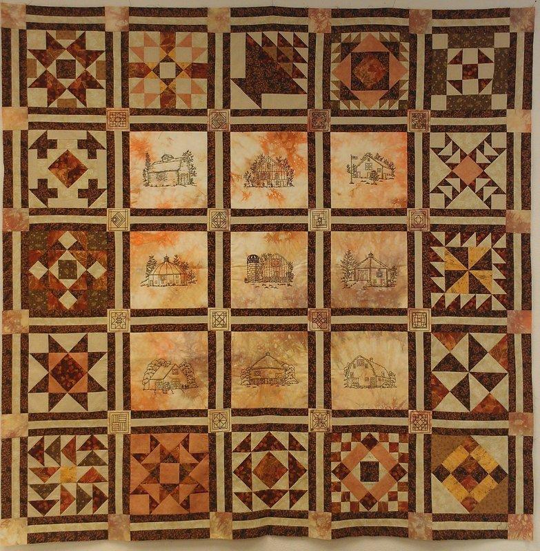 Barn Quilt Series #1613