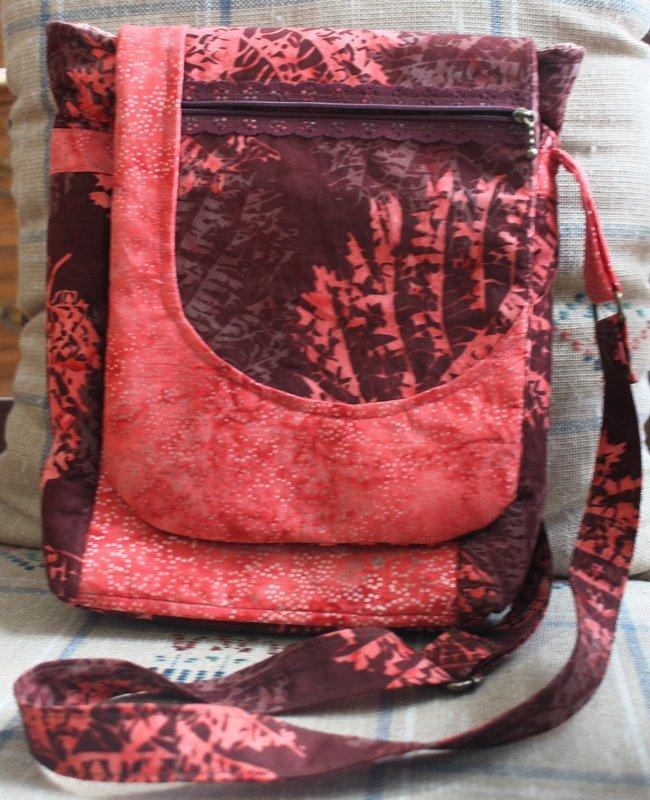 Little Messenger bag kit