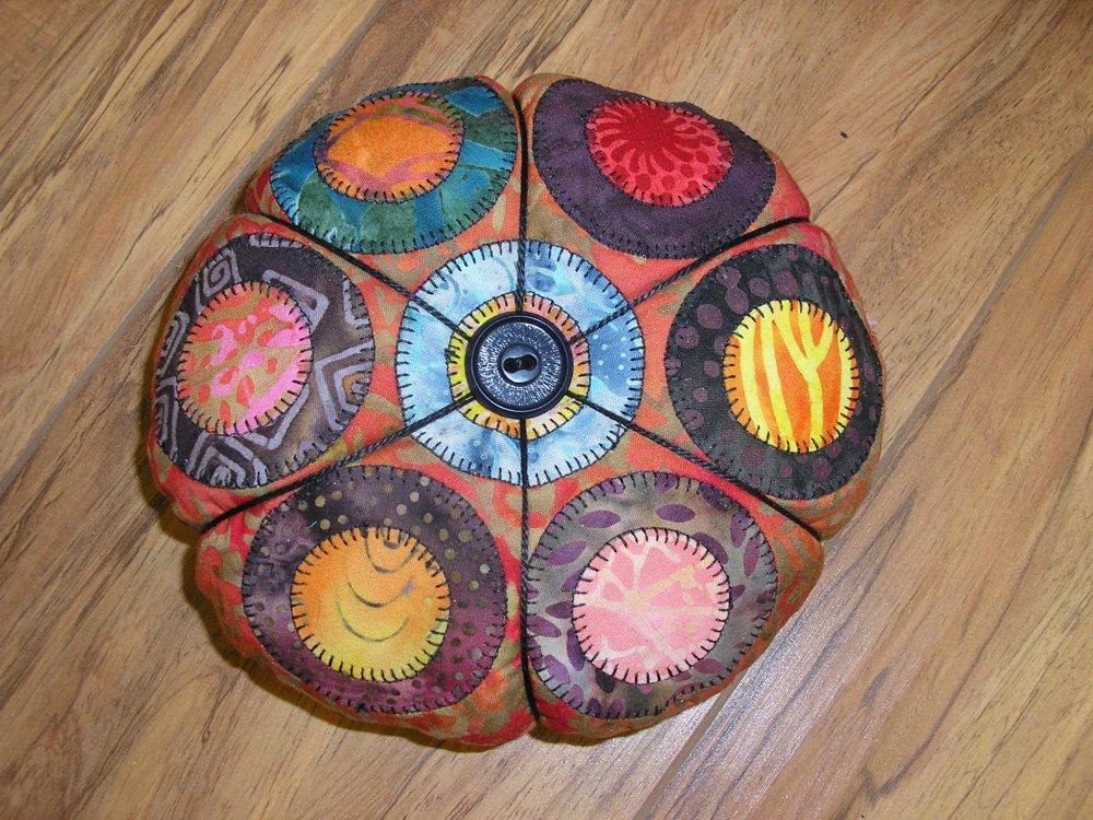 Penny Saver Pin Cushion