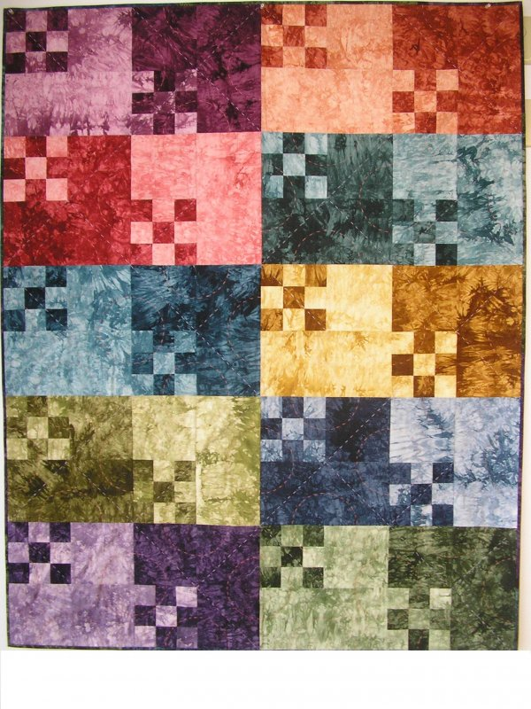 Study in Squares
