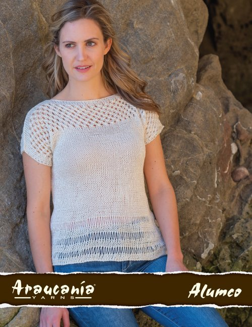 ALUMCO BY ARAUCANIA PATTERNS