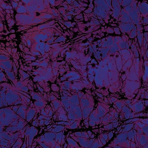 CHROMAZONE BURGNDY/BLUE by BENARTEX