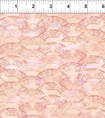 BOHEMIAN MANOR PEACH ARCS BY IN THE BEGINNING