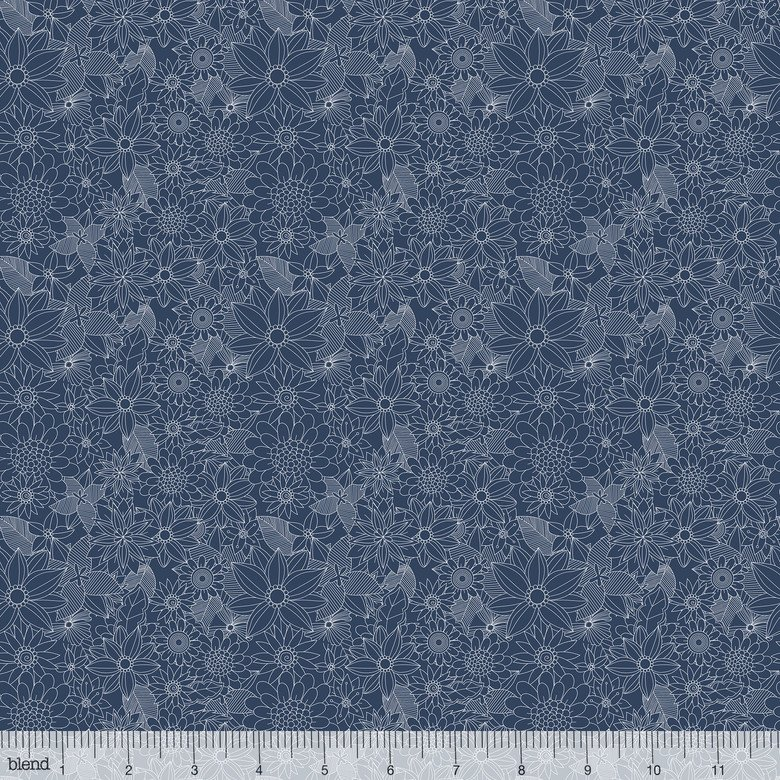MCFLORAL PETS by BLEND FABRICS