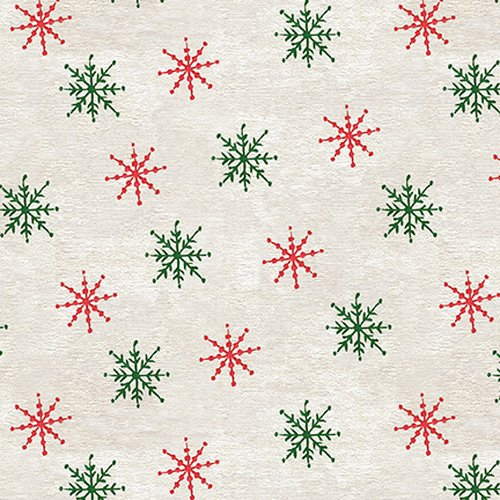 DECEMBER MAGIC SNOWFLAKES by BLANK
