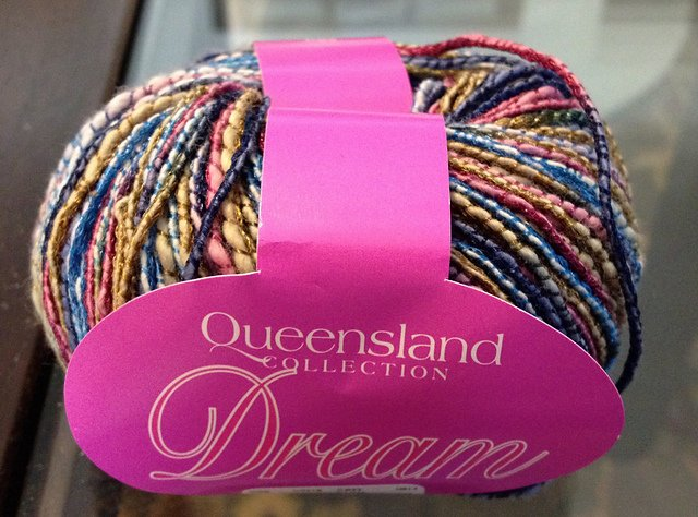DREAM YARN Red/Orange/Lime by Queensland