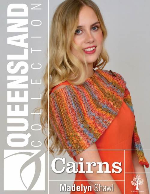 CAIRNS - MADELYN SHAWL