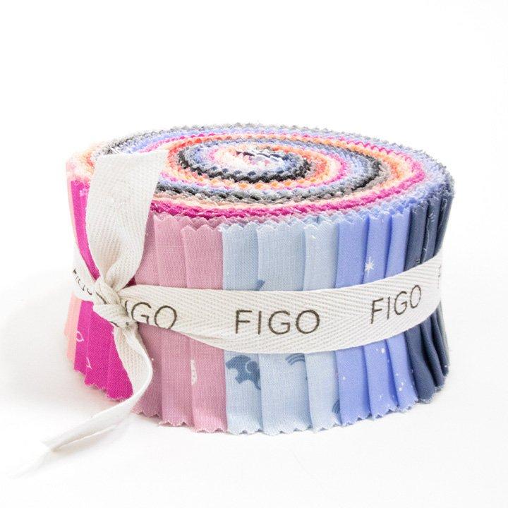 LUCKY CHARMS TWILIGHT DESIGN ROLL by FIGO