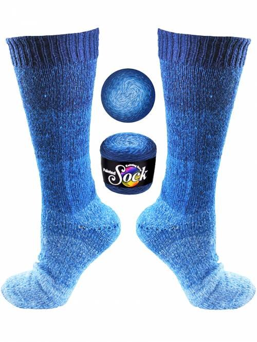 KFI Collection Painted Sock
