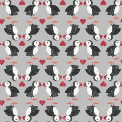 LEIA SPINDRIFT PUFFIN LOVE