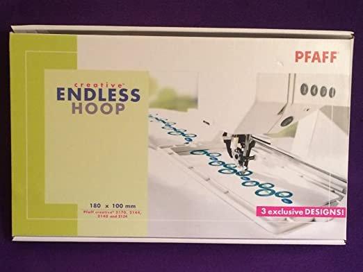 PFAFF CREATIVE  ENDLESS HOOP 2100 SERIES