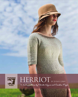 JUNIPER MOON FARM HERRIOT ALPACA BOOK