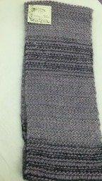 Wool Cowl Purple