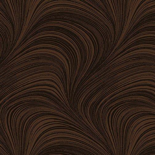 WAVE TEXTURE CHOCOLATE by BENARTEX