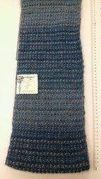 Wool Cowl Blue