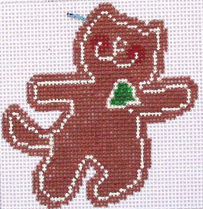 Gingerbread Cat