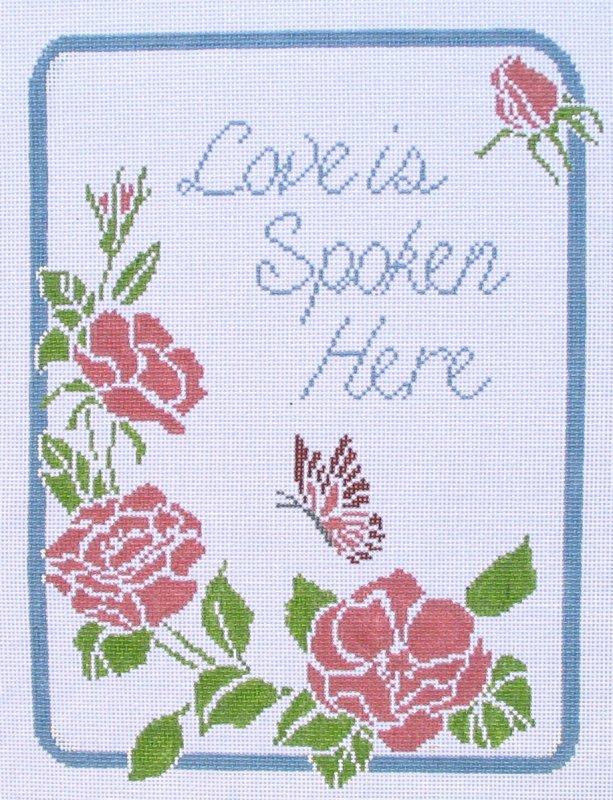 Love Spoken Here