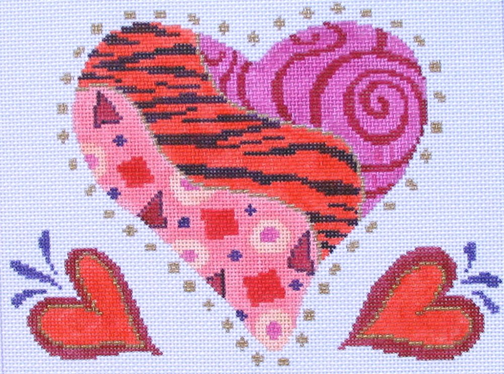 Patch Heart 2
