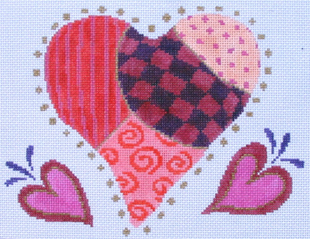 Patch Heart 1