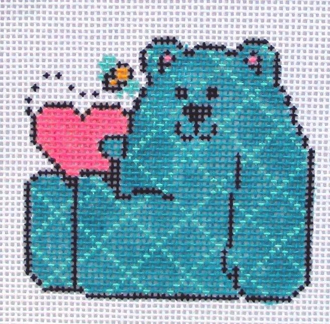Bright Teddy Valentine