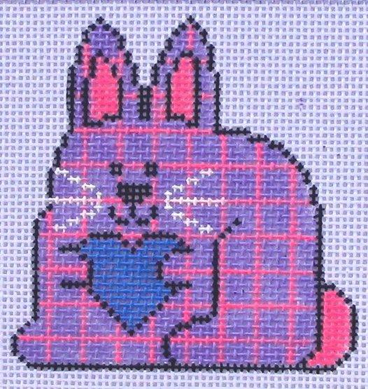Bright Bunny Valentine