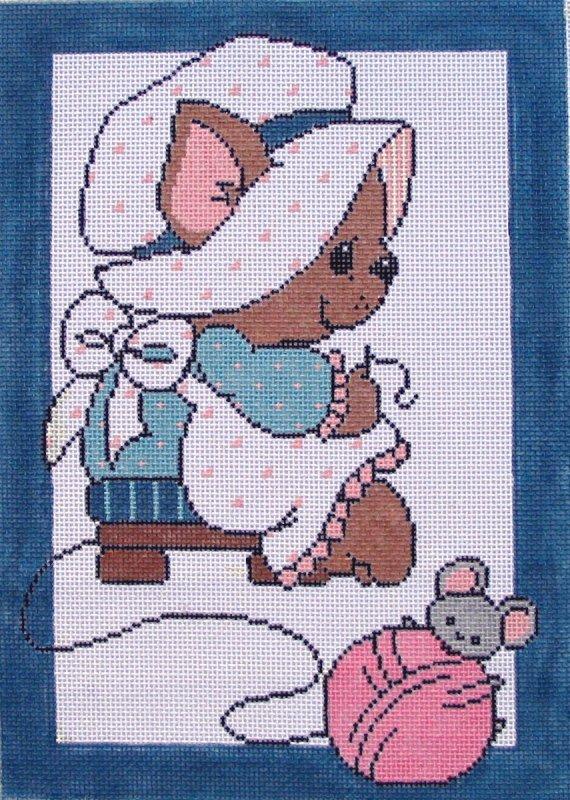 Stitching Kitty