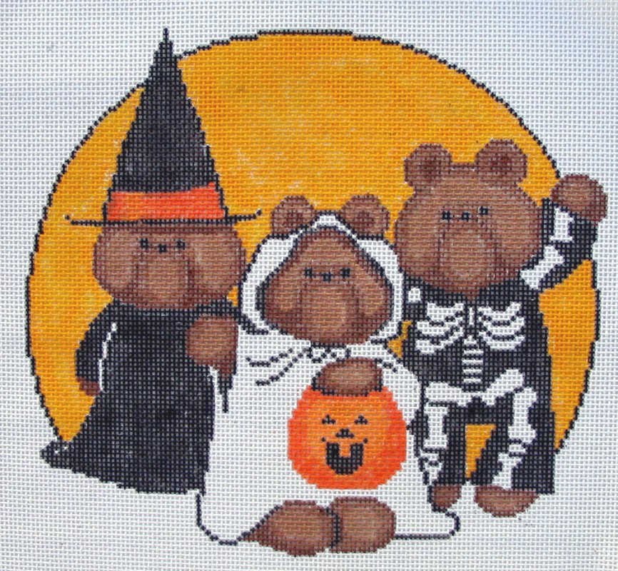 Beary Trick or Treat