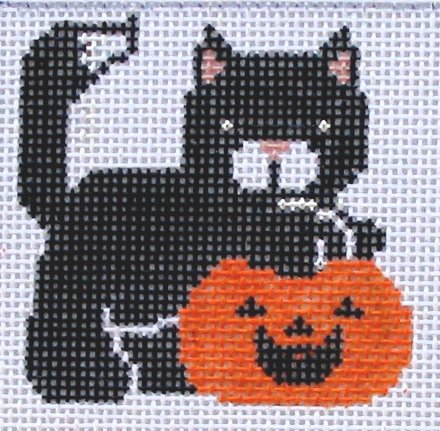 Cat Halloweenie