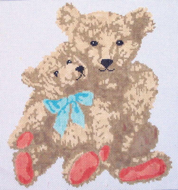 Mother and Child Bear