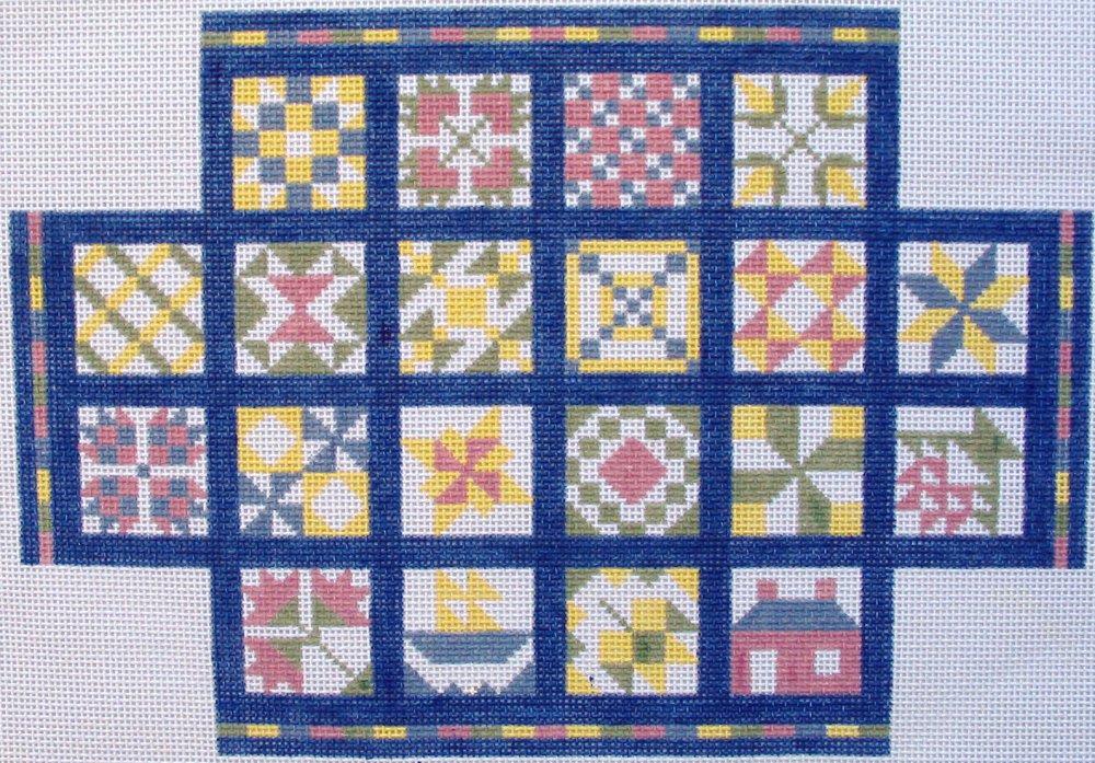 Calendar Quilt Brickcover