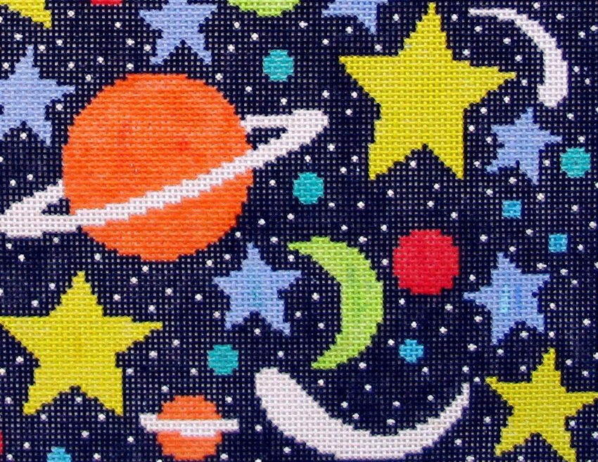 Space Checkbook Cover