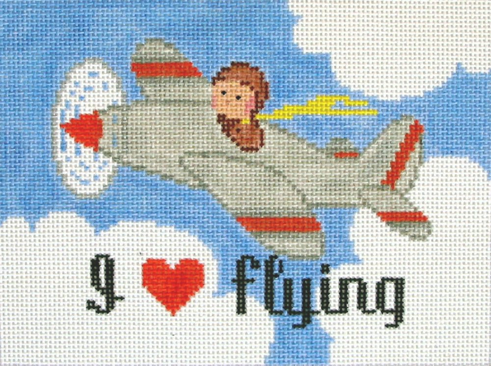 Flying - Plane