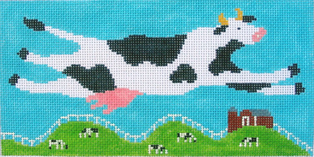 Flying Cow