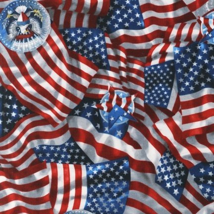 American Patriot Fabric