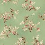 Tomorrow's Promise Green Floral 2033-G