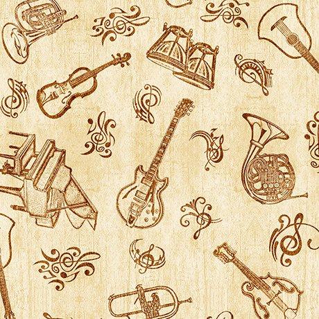 Encore - Instrument Toile 27019-E