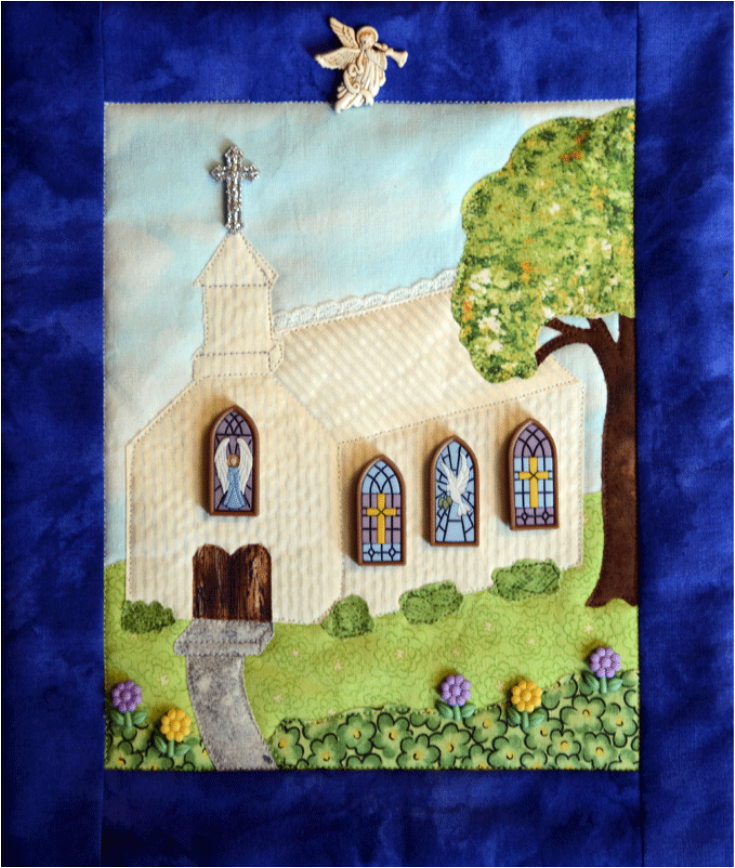 Mouse Blanket - Country Chapel